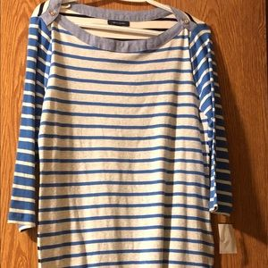 Tops - Tommy Hilfiger Size Large shirt
